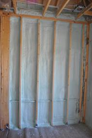 Spray Foam Insulation Blenheim